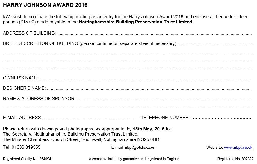 Harry Johnson Entry form image2016-02-10_17-27-51
