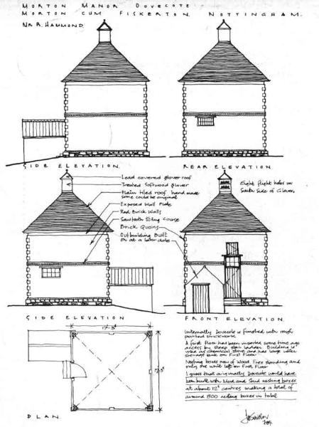 Morton Dovecote