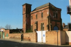 Nottingham, Old Pumphouse,