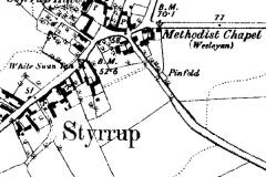 Styrrup, Yews Farmhouse